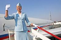 На регулярном рейсе «Аэрофлота» появилась мобильная связь