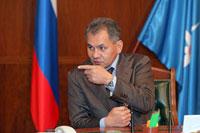 С.Шойгу предложил обязать сотовых операторов рассылать SMS о чрезвычайных ситуациях